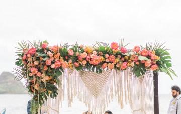 Breathtaking Cultural Polynesian Wedding on the Beaches of Hawaii – Joseph Esser 38