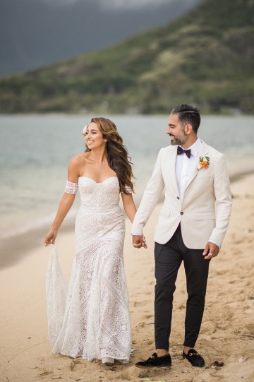 Breathtaking Cultural Polynesian Wedding on the Beaches of Hawaii – Joseph Esser 41