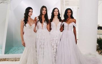 10 Wedding Dress Trends You'll Love From Bridal Fashion Week