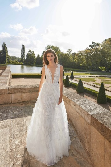 Galia Lahav Fancy White 2020 Wedding Dress Collection – Priyanka 1
