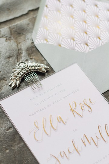 Glamorous Art Deco Wedding Inspiration with Gold Details – Maxeen Kim Photography 8