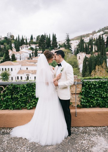 Incredibly Romantic Spanish Wedding in Andalucia – Doncel Alcoba 18