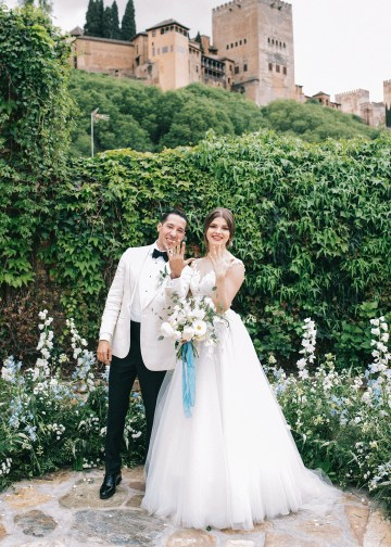 Incredibly Romantic Spanish Wedding in Andalucia – Doncel Alcoba 32