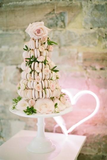 Pretty Pink Almonry Barn Wedding Inspiration – Liz Baker Photography 38