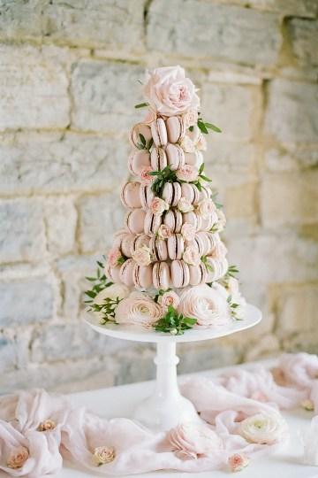 Pretty Pink Almonry Barn Wedding Inspiration – Liz Baker Photography 40