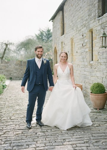 Pretty Pink Almonry Barn Wedding Inspiration – Liz Baker Photography 51