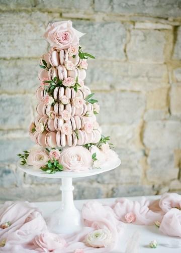 Pretty Pink Almonry Barn Wedding Inspiration – Liz Baker Photography 52