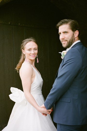 Pretty Pink Almonry Barn Wedding Inspiration – Liz Baker Photography 53