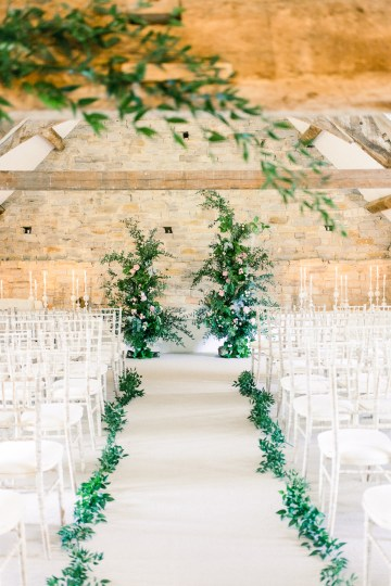 Pretty Pink Almonry Barn Wedding Inspiration – Liz Baker Photography 8