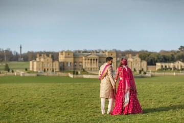 Regal and Colorful Indian Wedding with Watercolor Details – Chris Taylor 12