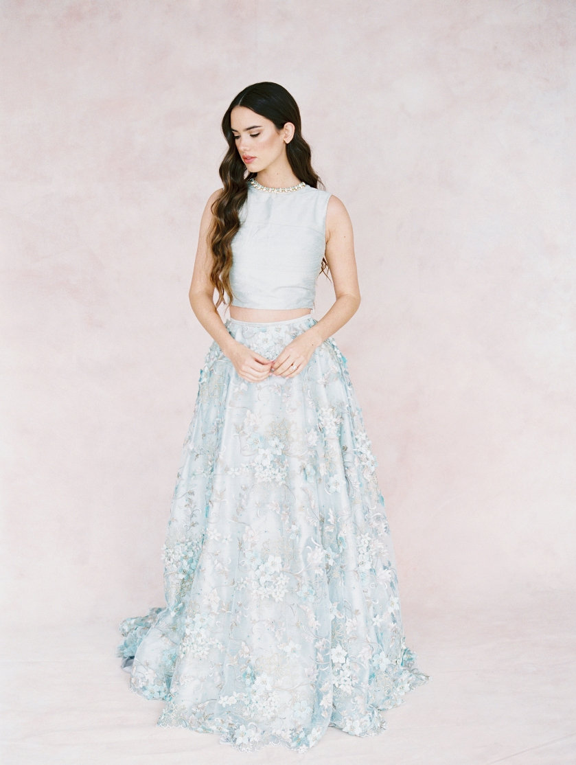 35 Bridal Separates Wedding Dresses for
