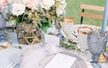 Dusty Blue Meadow Wedding Inspiration – Gracious Company 52