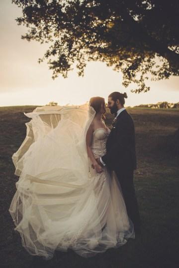 Opulent Barn Holiday Wedding Inspiration – Kerry Ann Duffy Photography 44