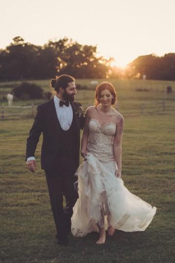 Opulent Barn Holiday Wedding Inspiration – Kerry Ann Duffy Photography 46