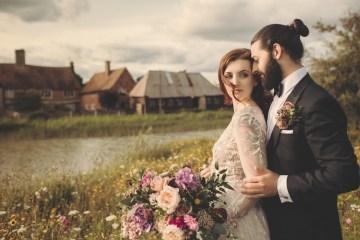 Opulent Barn Holiday Wedding Inspiration – Kerry Ann Duffy Photography 7