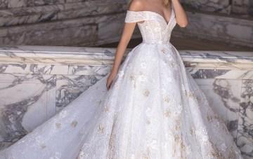 Showstopping Dazzling WONA Bridal Wedding Dresses – Aurora – Cristine