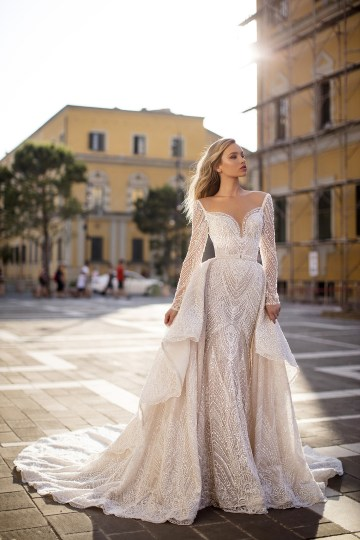 Showstopping Dazzling WONA Bridal Wedding Dresses – Aurora – Donna
