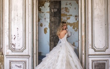 Showstopping Dazzling WONA Bridal Wedding Dresses – Aurora – Victory