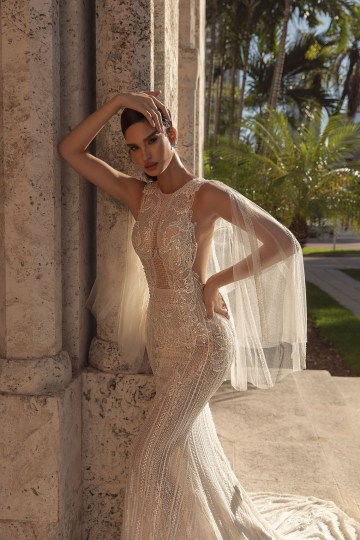 Showstopping Dazzling WONA Bridal Wedding Dresses – Miami – Sonia
