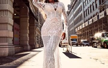 Showstopping Dazzling WONA Bridal Wedding Dresses – NYC Photos 1