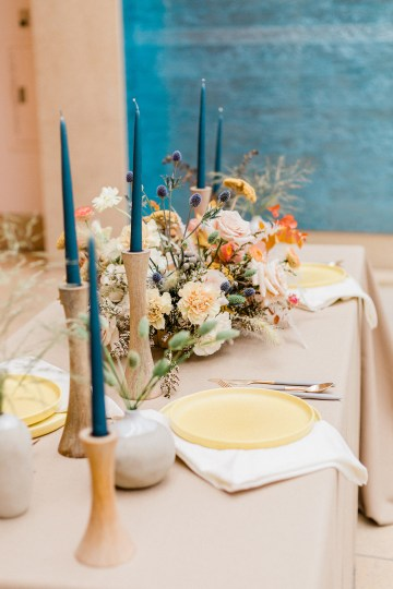 Blue Ombre and Lucite 2020 Wedding Ideas – Penelope Lamore 27