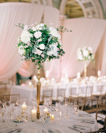 Gorgeous Green and Pink Chicago Ballroom Wedding – Clary Pfeiffer Photography – LOLA Event Productions 36