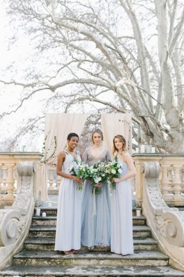 Gorgeous Winter Blue Wedding Inspiration – Irene Fucci 18