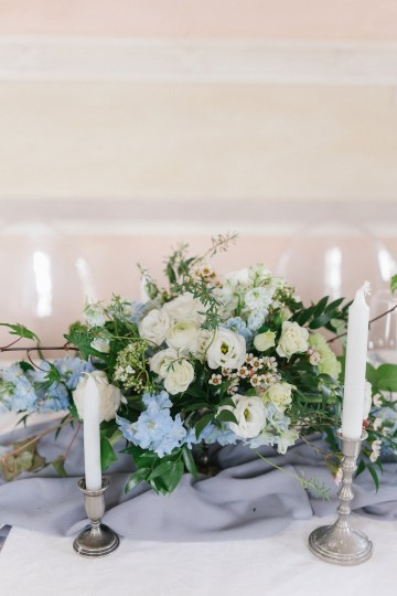 Gorgeous Winter Blue Wedding Inspiration – Irene Fucci 22