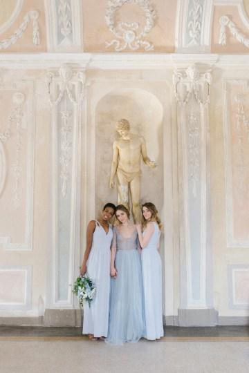 Gorgeous Winter Blue Wedding Inspiration – Irene Fucci 28