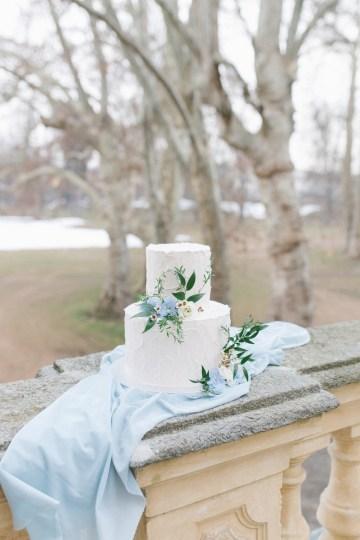 Gorgeous Winter Blue Wedding Inspiration – Irene Fucci 29