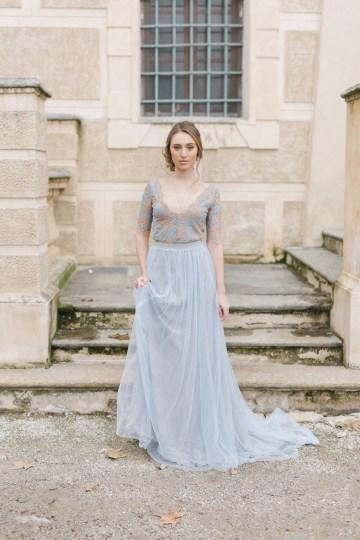 Gorgeous Winter Blue Wedding Inspiration – Irene Fucci 32