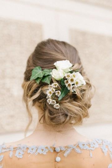 Gorgeous Winter Blue Wedding Inspiration – Irene Fucci 34