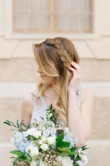 Gorgeous Winter Blue Wedding Inspiration – Irene Fucci 38