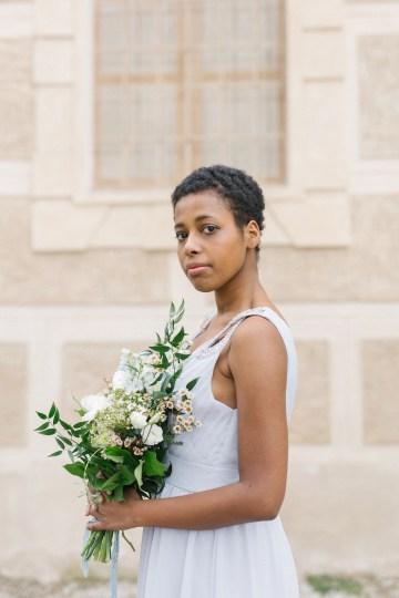 Gorgeous Winter Blue Wedding Inspiration – Irene Fucci 39