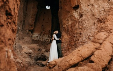 Where To Elope In West Texas: Palo Duro Canyon