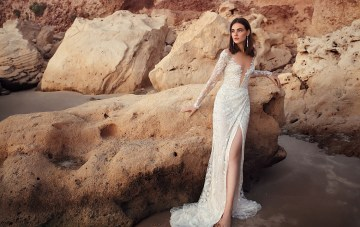 The 15 Prettiest Wedding Dresses From Galia Lahav's 2020 Collections