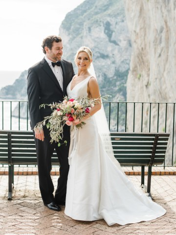The Ultimate Mediterranean Capri Elopement – Rochelle Cheever 16