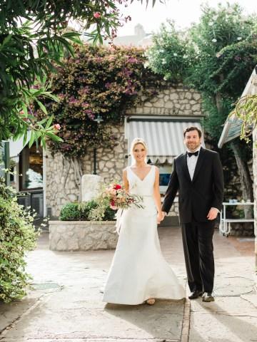 The Ultimate Mediterranean Capri Elopement – Rochelle Cheever 24