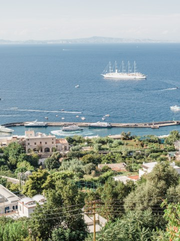 The Ultimate Mediterranean Capri Elopement – Rochelle Cheever 28