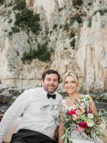 The Ultimate Mediterranean Capri Elopement – Rochelle Cheever 33