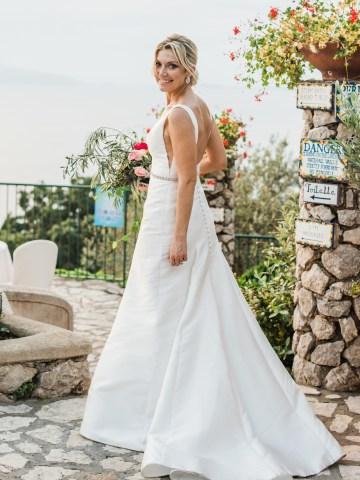 The Ultimate Mediterranean Capri Elopement – Rochelle Cheever 42