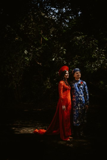 Dramatic Multicultural Vietnamese Little Rock Wedding – Meredith Events – Layers Photography 9