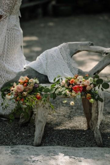 Dreamcatcher Bohemian Wedding Inspiration – Gissell Weddings – Corey Fox Photography – Rue de Seine Bridal 27