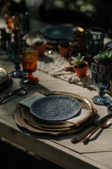 Dreamcatcher Bohemian Wedding Inspiration – Gissell Weddings – Corey Fox Photography – Rue de Seine Bridal 3
