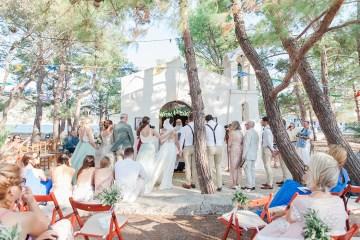 Dreamy Traditional Greek Wedding – Maxeen Kim Photography 5