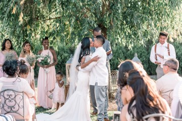 Elegant Virginia Countryside Wedding – Morgan Renee Photography 1
