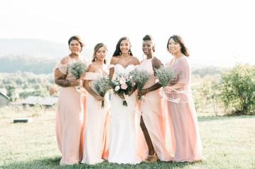 Elegant Virginia Countryside Wedding – Morgan Renee Photography 2