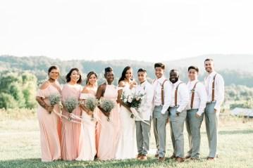 Elegant Virginia Countryside Wedding – Morgan Renee Photography 3
