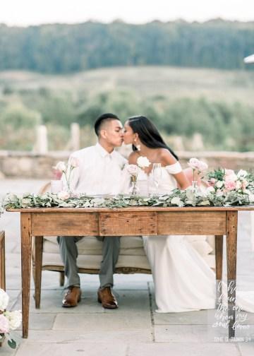 Elegant Virginia Countryside Wedding – Morgan Renee Photography 34
