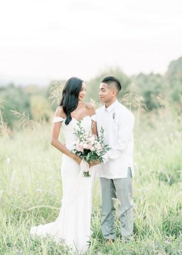 Elegant Virginia Countryside Wedding – Morgan Renee Photography 44